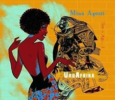 Urbafrika - Mina Agossi - CD NEUF sous blister.