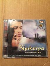 Shukriya - Dil Ne Jise Apna Kaha - Mash Music Bollywood CD 2in 1