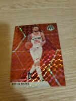 Austin Rivers 2019-20 Panini Prizm Mosaic Red Refractor Parallel ROCKETS SP