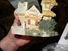 Boyds Bearly Built Villages Bailey's Cozy Cottage 19002 In Original Box