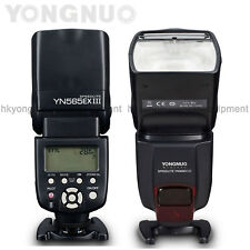 Yongnuo YN-565EX III TTL Flash Speedlite for Canon 1Ds 5D II III 7D II 70D 60D