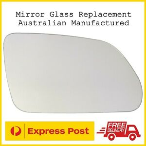 Volkswagen Polo MK4 9N 2005-2010 Right Drivers Side Mirror Glass Replacement