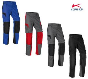Bundhose/Arbeitshose INNOVATIQ  Marke Kübler 22305370 Größen 25-118  4 Farben