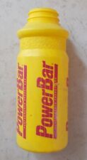 Vintage Powerbar cycles water bottle road bike nice shape team cycling without