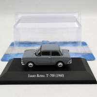 IXO Altaya 1/43 Isard Royal T-700 1960 Diecast Models Limited Edition Collection