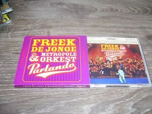 Freek de Jonge & Metropole Orkest - Parlando * RARE 2 CD 2002 *