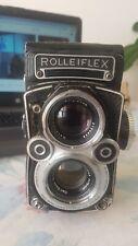 Rolleiflex 3.5F White Face Planar 3,5/75mm