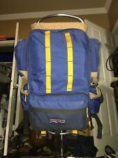 Jansport Hiking External Frame Packs For Sale Ebay