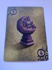 Earth Stone Spare / Replacement Card For Gamewright Forbidden Island Game