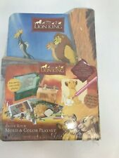 Lion King Pride Rock Mold and Color Playset NEW ( SEE PIC # 8)