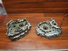 2000 00 YAMAHA TTR 250 LEFT RIGHT CRANKCASE CASES BOTTOM END