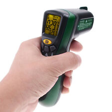 Infrared Thermometer IR Infravermelho Digital Temperature 572F MASTECH MS6520A