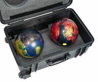 Case Club Double Bowling Ball Heavy Duty Case