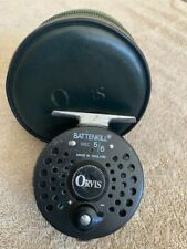 Orvis Battenkill 5/6 Fly Reel with backing