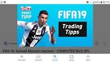 ★Fifa 19 - FUT - Ultimate Team - Profi Trading Guide (Insider) ★PS4 XBOX PC★