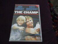 "DVD NEUF ""THE CHAMP (LE CHAMPION)"" Jon VOIGHT, Faye DUNAWAY, Ricky SCHROEDER"