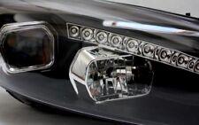 LED BAR SCHEINWERFER für FORD FOCUS MK3 14-18 TFL LOOK SCHWARZ BLACK +MOTORE TÜV