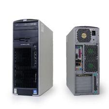 HP XW6400 Workstation 2 x Xeon 5140 @ 2.33 GHz 80 Go 4 Go Carte graphique double