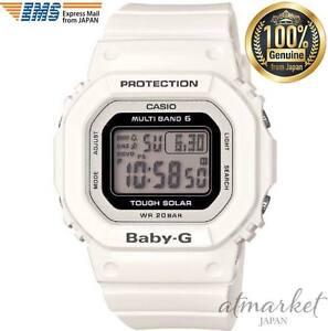 Casio Baby-G BGD-5000-7JF Tripper Tough Solar Multiband 6 Ladies Watch EMS