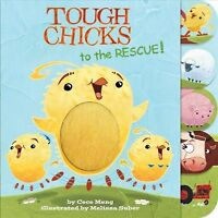 Tough Chicks to the Rescue!, Hardcover by Meng, Cece; Suber, Melissa (ILT), B...
