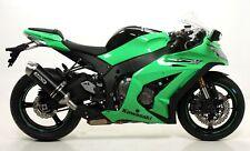 Terminale Race-Tech titanio con fondello carby Arrow Kawasaki ZX-10R 2011>2015