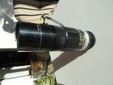 Petri 200 mm lens 1:4 No.620285 CC Auto  with case