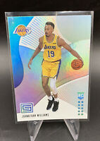 2018-19 Status Johnathan Williams Rookie Card RC Los Angeles Lakers