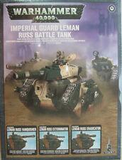 Warhammer 40K: Astra Militarum: Leman Russ Battle Tank (47-06) NEW