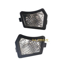 2X Left Right Door Mirror Turn Signal Indicator Lens for VOLVO V70 C30 S60 S80