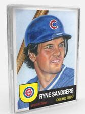 Topps Living Set Ryne Sandberg #64 CHICAGO CUBS