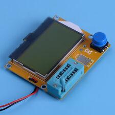 LCR-T4 Transistor Tester Kondensator ESR Induktivität Widerstand Meter Mega328 J