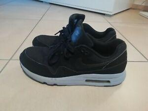 Nike air max 1 ultra Moire Schwarz Grau Sondermodell Gr 45 . 5  90 Black 270