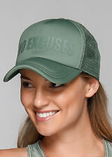 NEW Womens Lorna Jane Activewear   No Excuses Trucker Hat