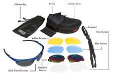 Chex Ace Correr Sportsglasses Gafas de Sol 5 Alternativa Lentes Incluye Tintados