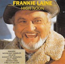 FRANKIE LAINE : HIGH NOON / CD (INTERTAPE CD 500.102)