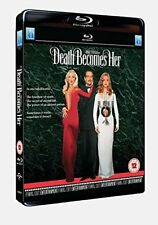 Death Becomes Her (Blu-Ray) [DVD][Region 2]
