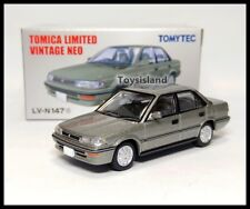 Tomica Limited Vintage NEO LV-N147c Toyota COROLLA 1600GT 89' 1/64 Tomytec TOMY
