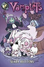 Vamplets Undead Pet Society #1 Scary Rottens Main STOCK PHOTO Action Lab 2019