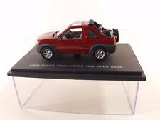 Universal Hobbies Land Rover Freelander 1998 Open Back neuf boite 1/43 mint