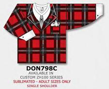 Don Cherry Sublimated, Hockey Jersey,  Custom Pattern