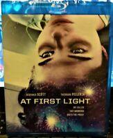 At First Light Blu-ray Stefanie Scott New SEALED
