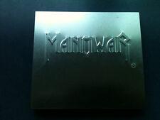 Manowar - Gods of War - Limited Metal Box Picture CD - DVD 2007 / TOP - ZUSTAND