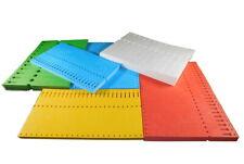 1.000 Schlaufenetiketten Tyvek 160 x 12,7 mm, weiß oder farbig, 105 g/qm