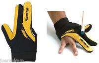 New Predator RIGHT hand Logo Pool Glove  S/M One Size - Small / Medium