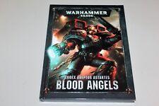 Warhammer Space Marines Blood Angels Codex
