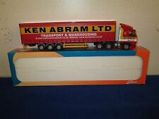 Vovo FH12. Ken Abram Ltd. Tekno 1/50 Scale