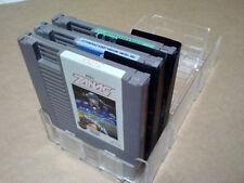 Adjustable Game Holder Nes N64 Snes PS Genesis Saturn Cartridges CD DVD Caddy
