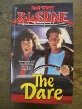 The Dare: Fear Street - R L Stine - 1994 Horror Series - Rare 1st Ed - Unread