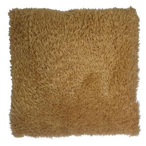 Teddy Bear Faux Fur 50cm Cushion Cover