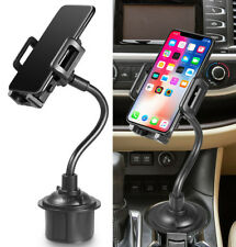 Heavy Duty Car Cup Holder Phone Mount Universal for iPhone/Smartphone/Galaxy